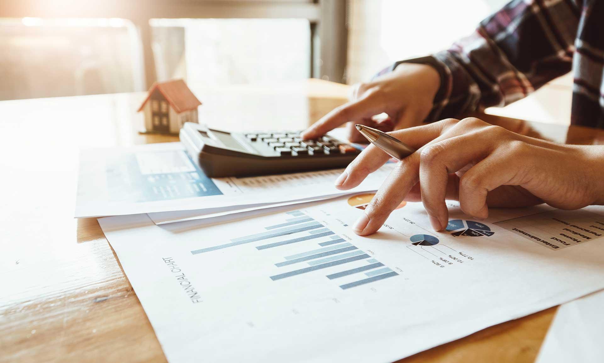 Baufinanzierung und Immobilienfinanzierung